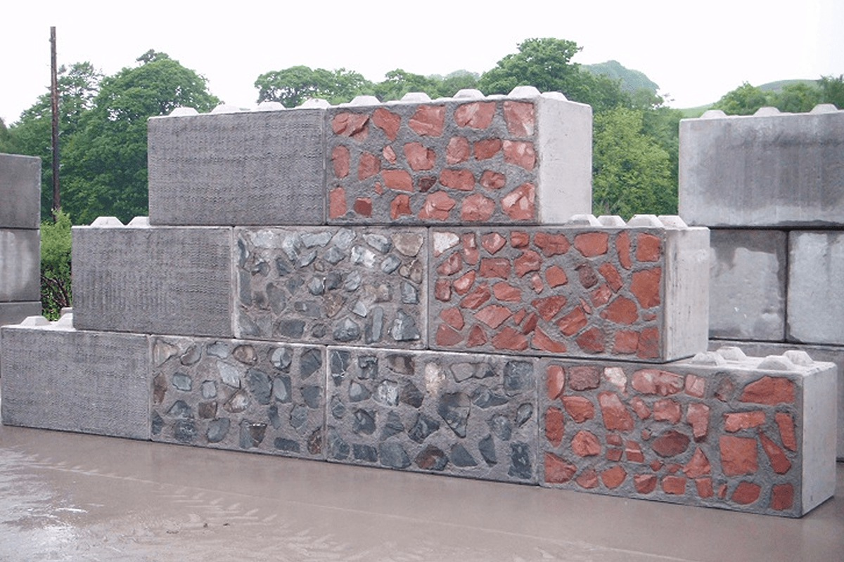 Decorative Cement Blocks : Decorative concrete blocks images